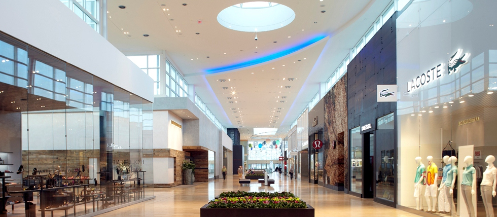Yorkdale Shopping Centre. Photo: Oxford PropertiesGroup