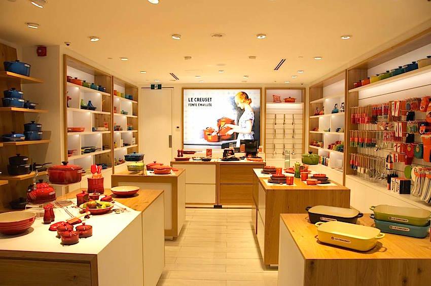New Ottawa store. Photo: Le Creuset/Think Retail