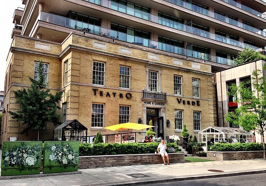 Chanel will replace Teatro Verde on Yorkville Avenue.Photo: www.globaladventuress.com