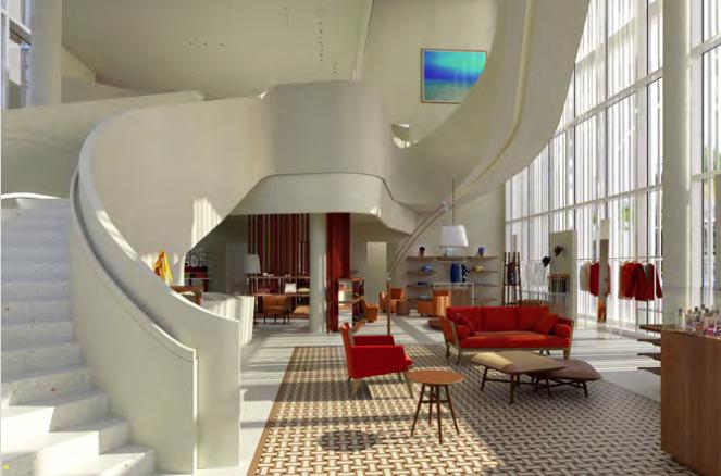 Hermes Miami Design District flagship. Photo: hauteliving.com