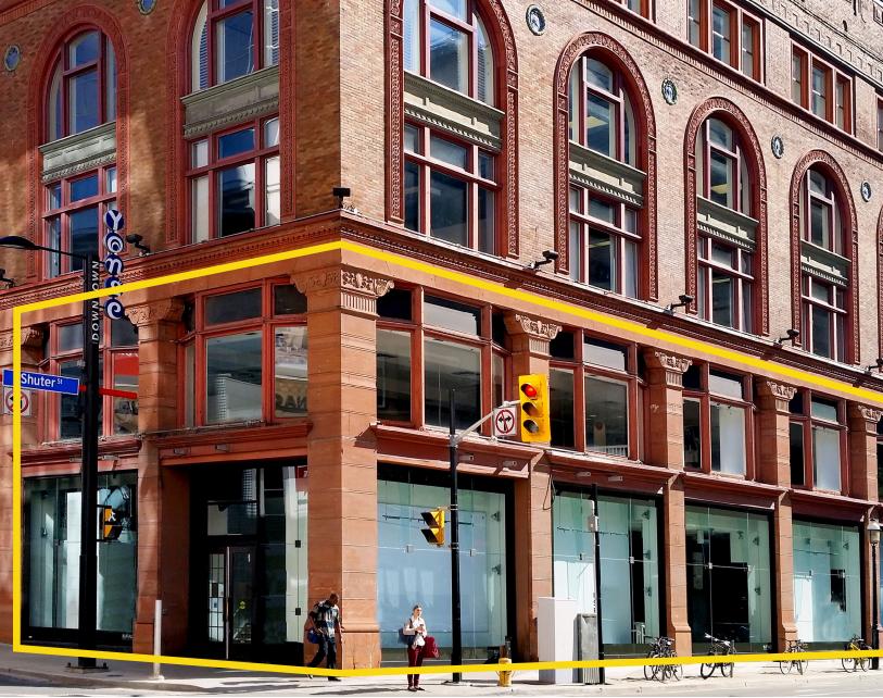 229 Yonge Street.  Click image for PDF information package , via Ashlar Urban Realty
