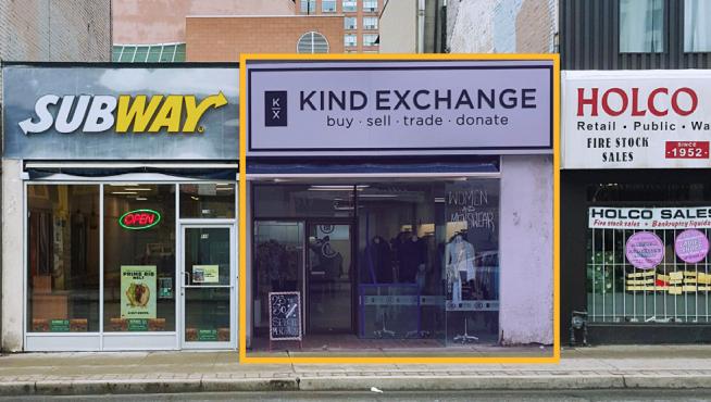 512 Yonge Street.Click image for PDF information package, via Ashlar Urban Realty