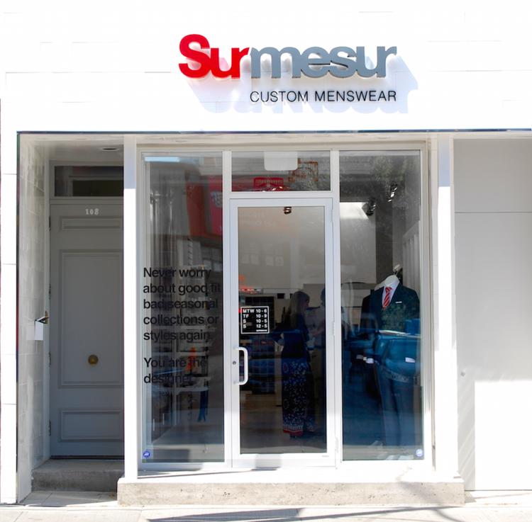 Toronto store. Photo: Surmesur