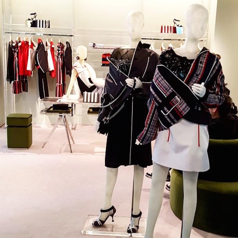 Women's ready-to-wear on 2. Photo: Helen Siwak of @Eco.Lux.Luv