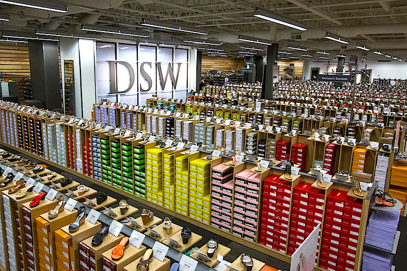 DSW Shoes Reveals 6 More Canadian