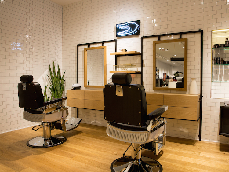 Laval 'Grooming Zone'.