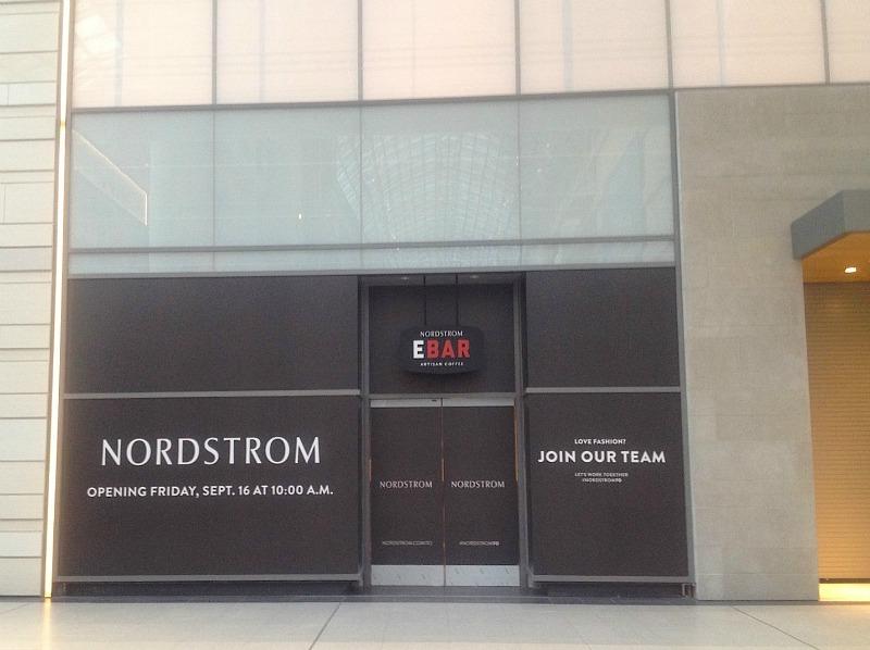 Ebar facade close-up. Photo: Craig Patterson for Retail Insider.