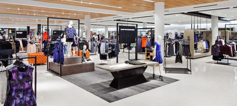Toronto's Nordstrom stores are expected to look similar to the beautiful Vancouver flagship, which opened in September of last year. Photo: CallisonRTKL.com