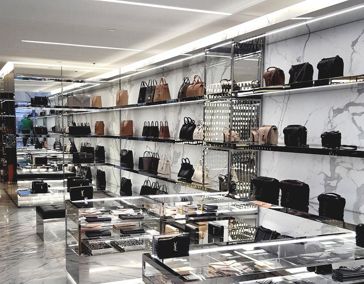 Women's ground-floor accessories.Photo: Helen Siwak (@helensiwak)