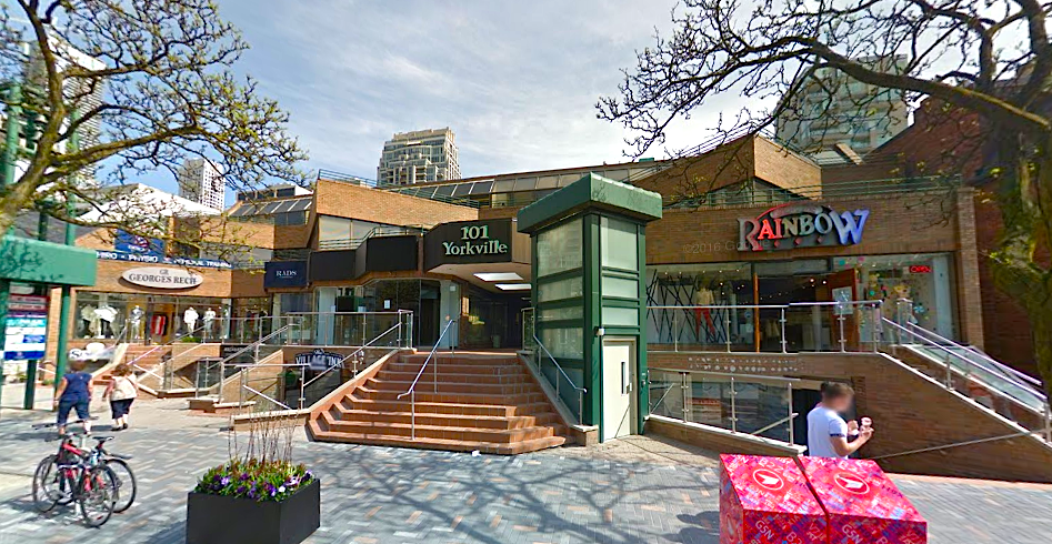 First Capital Realty now owns 50% of 101 Yorkville Avenue, which is expected to eventually be redeveloped.