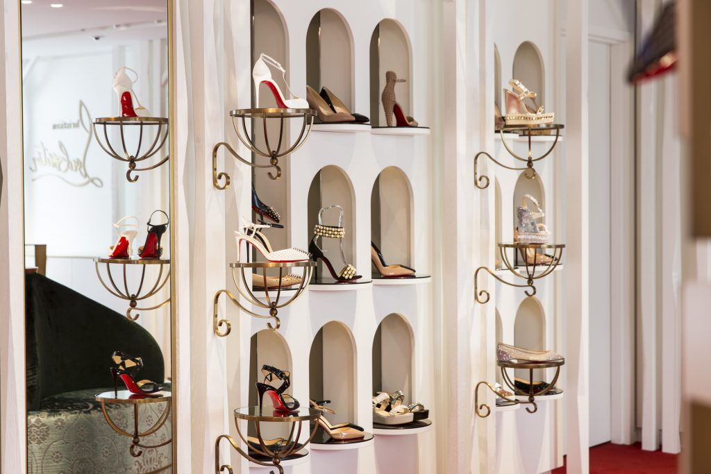 Photo: Jenna Marie Wakani for Christian Louboutin