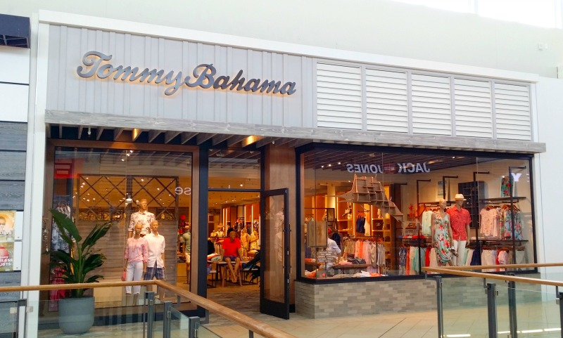 tommy bahama sherway