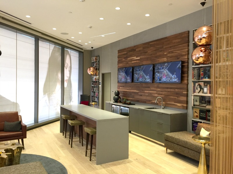 Nordstrom's first 'Men's Clubhouse' will feature windows overlooking Yonge Street. Photo: Devon Johnson