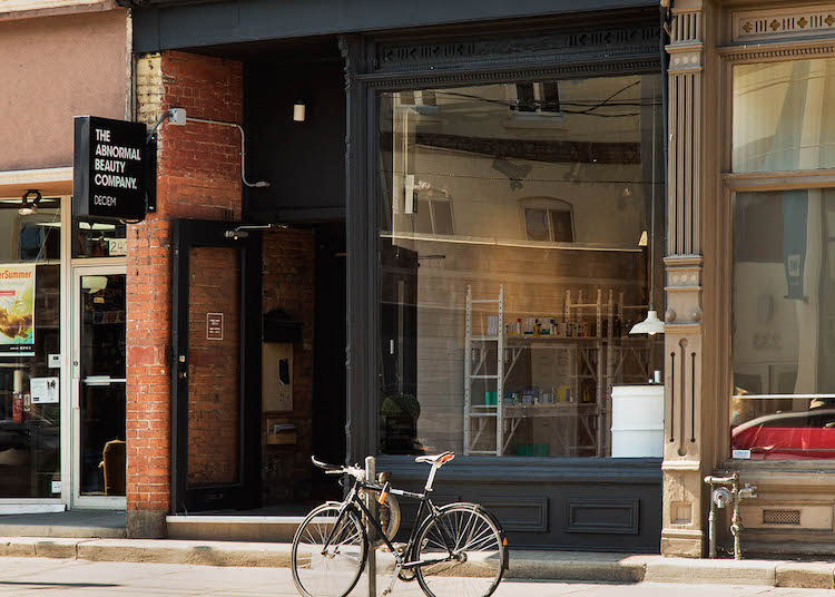 Cabbagetown's Deciem opened over the summer. Photo:  Jerome Clark