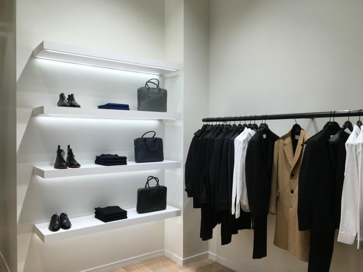 (men's fashions/footwear/bags)