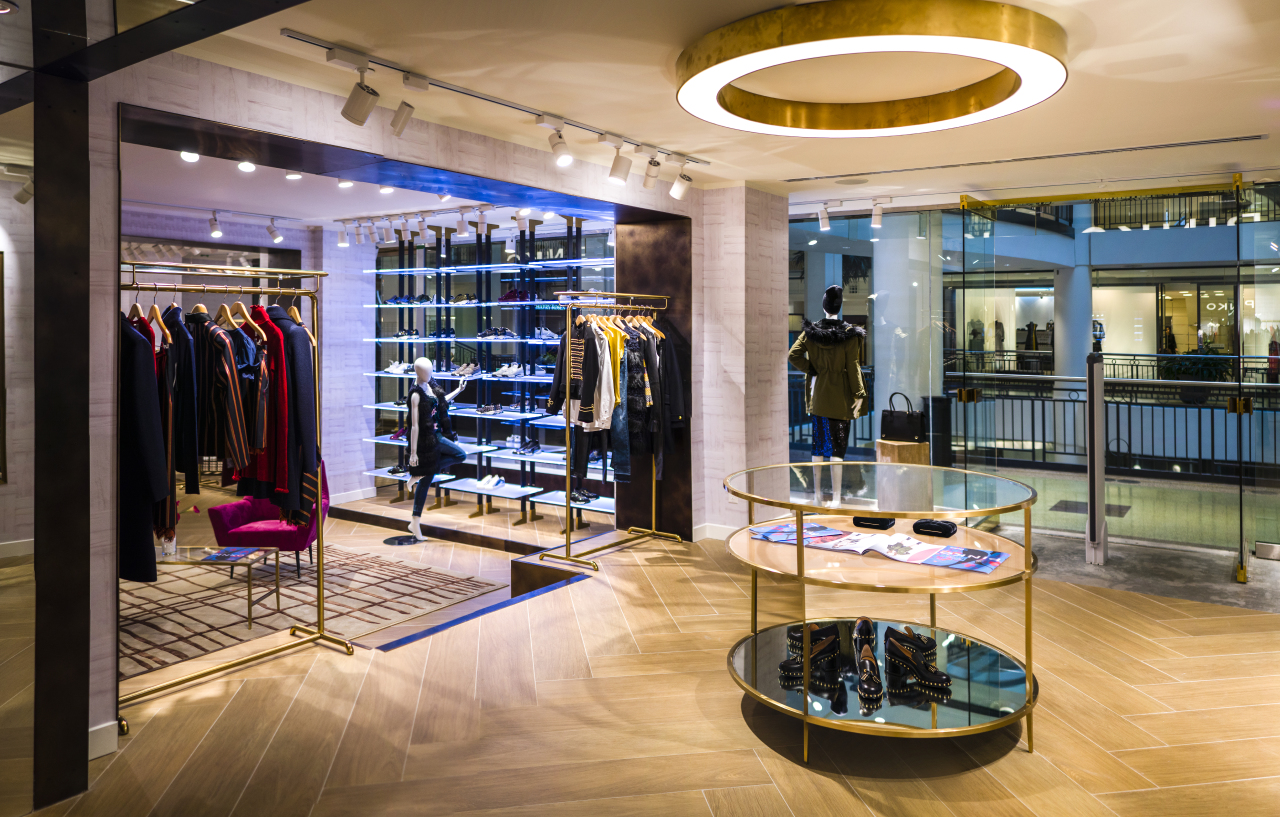 san francisco ae311 26f7a PINKO Opens 1st Canadian Store [Photos]