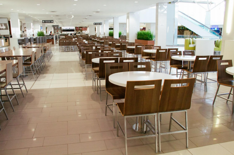 (Park Royal South, food court level 2)
