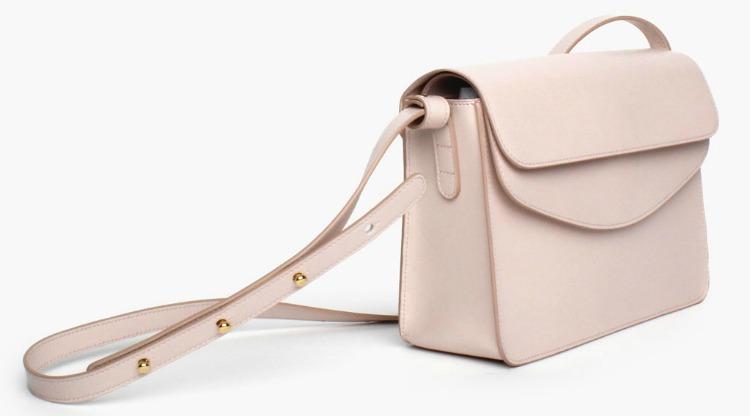 ('flamingo rose' bag)