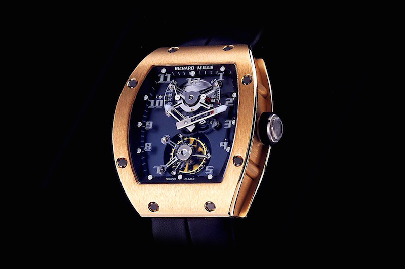 ( RM001 , photo via Richard Mille)