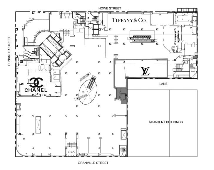 (Holt's expanded ground floor. floor plan:  dkstudio )