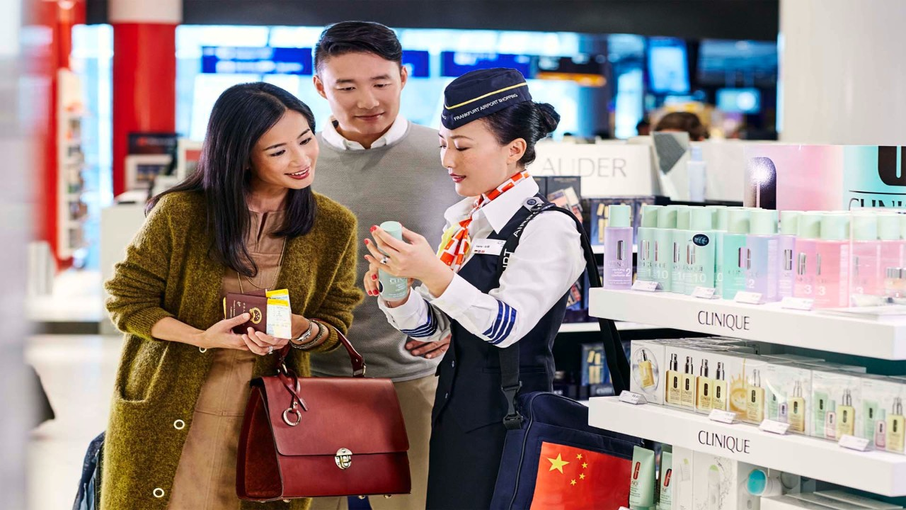 Chinese Shoppers Airports Canada Larry Leung Retail Insider