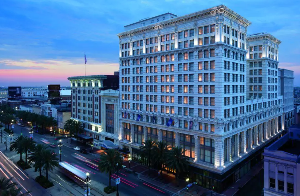 (Photo: Ritz Carlton Hotel New Orleans)