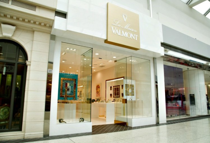 (La maison valmont opened its 4th location in the world at Oakridge in the spring. Photo: Valmont)
