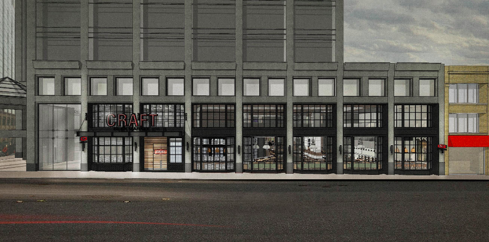 (Toronto location at 1 Adelaide St. East, opening in November)