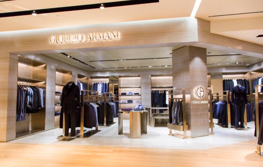 (Giorgio Armani Boutique)