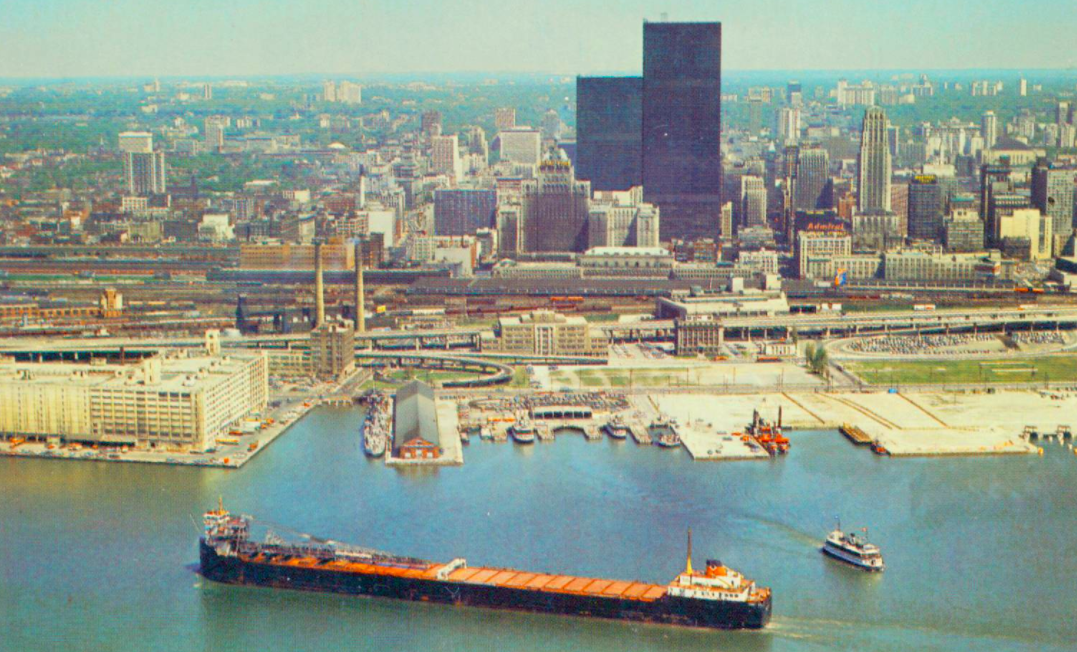 (Toronto was a very different place in 1970. Photo: City of Toronto archives)
