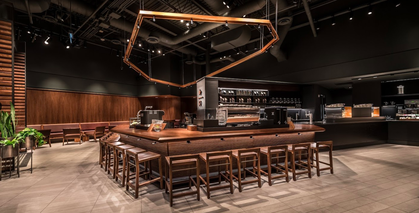 Starbucks Reserve Expands With 3rd Canadian Location