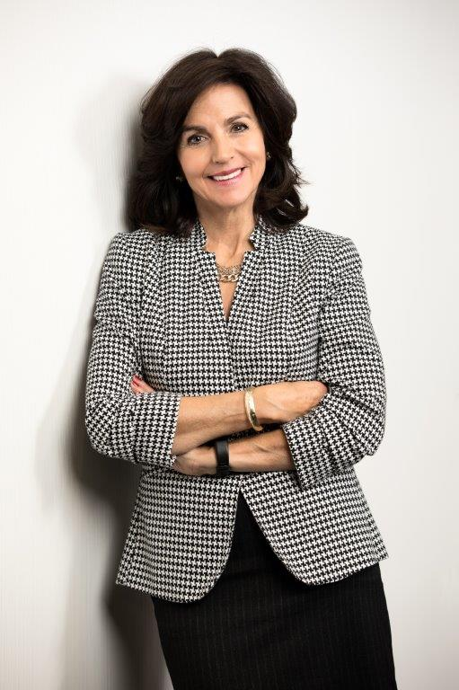 Chantal Glenisson, CEO of   Aubainerie