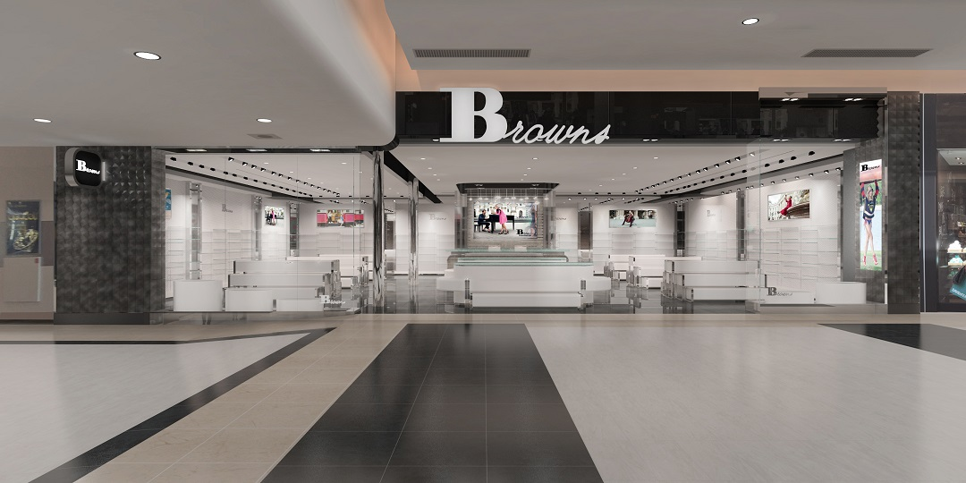 browns shoes sherway mall