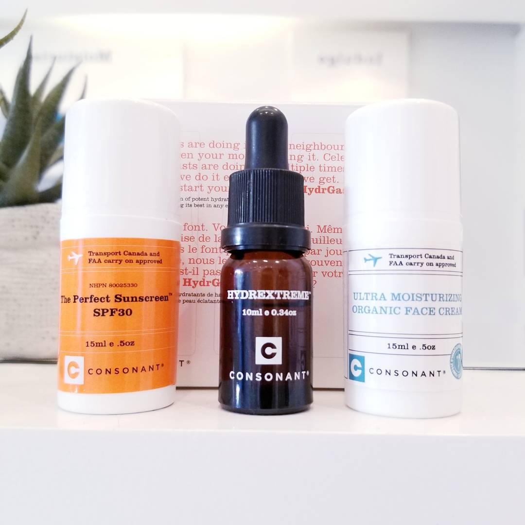 The Perfect Sunscreen, HydrExtreme and Face Cream