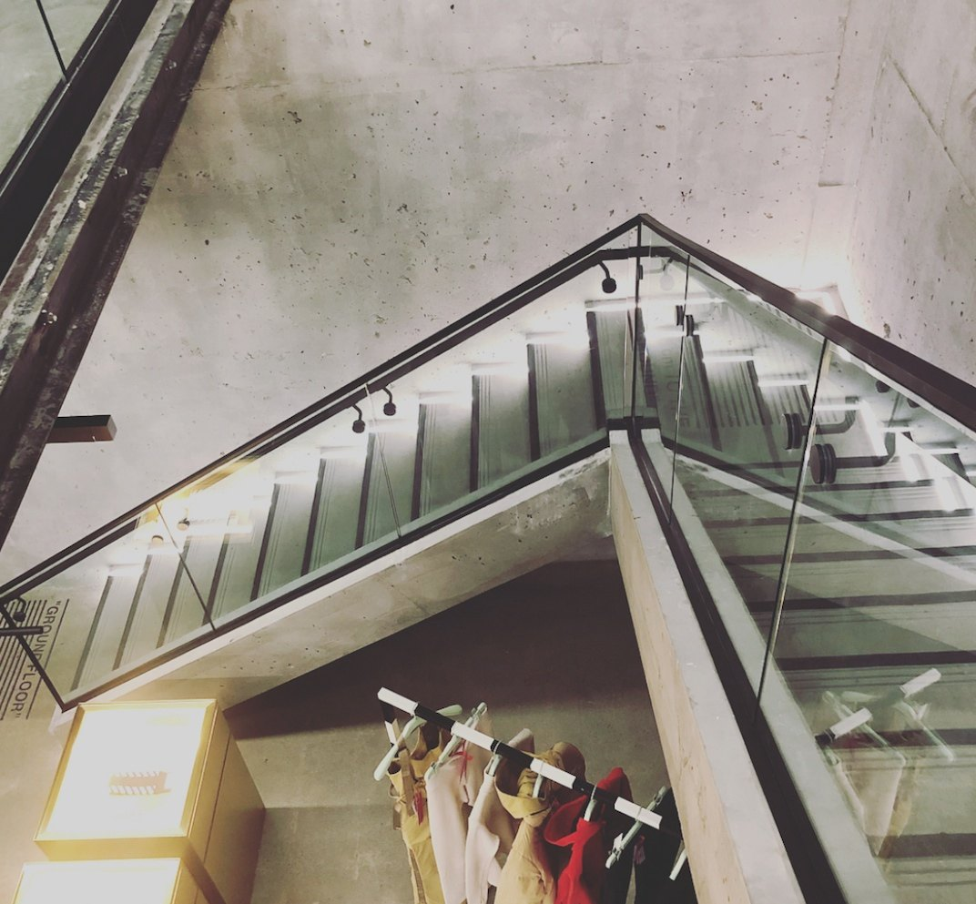 [Stairway. Photo: Concordia Group]
