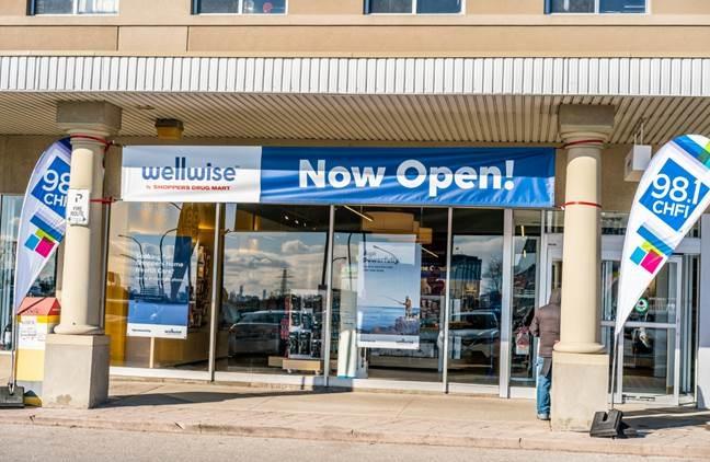 Wellwise Etobicoke location