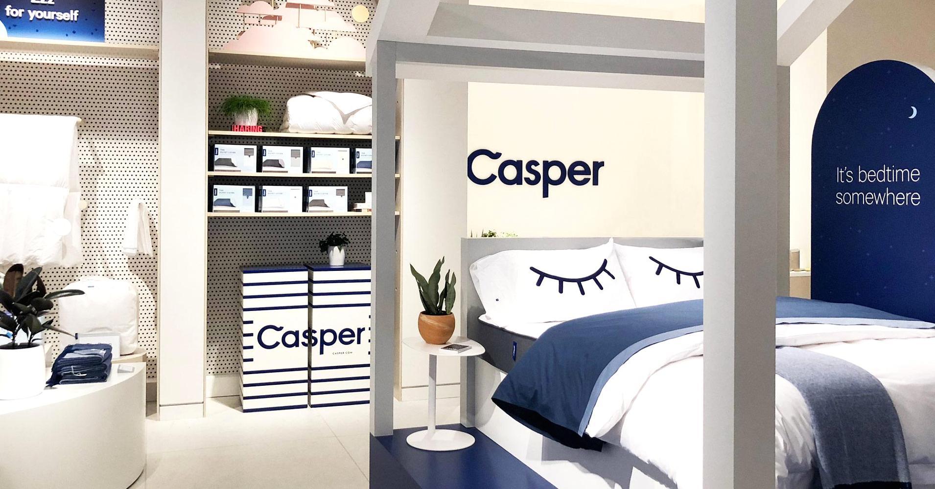 (Photo: Casper)