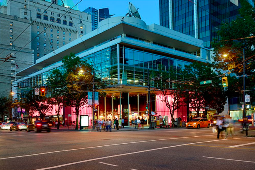 Robson Central. Photo: Morguard