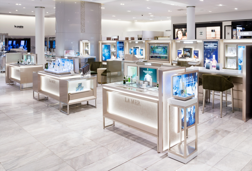 Expanded Yorkdale Beauty Hall. Photo: Holt Renfrew