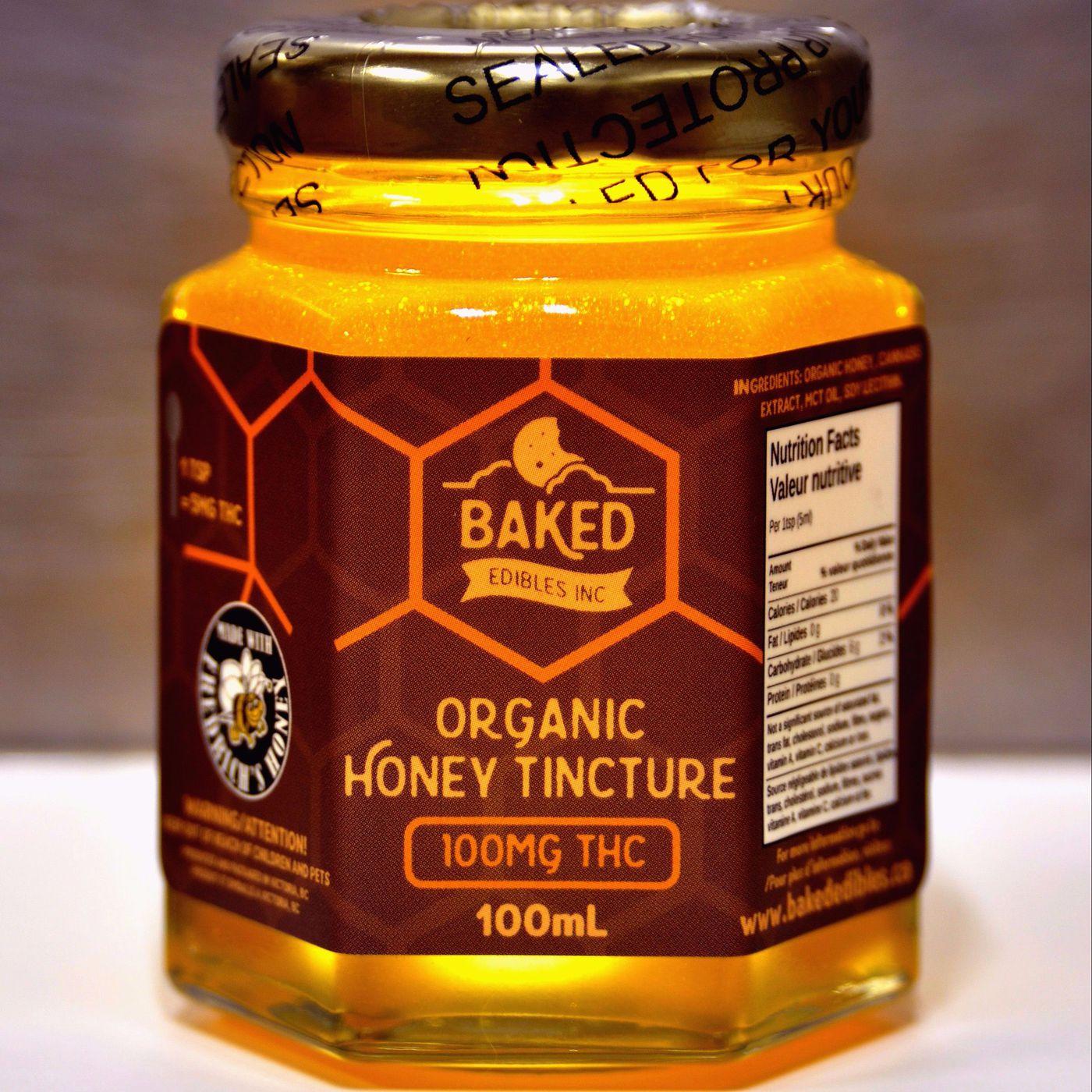 Honey. Photo: DoubleoCannabis