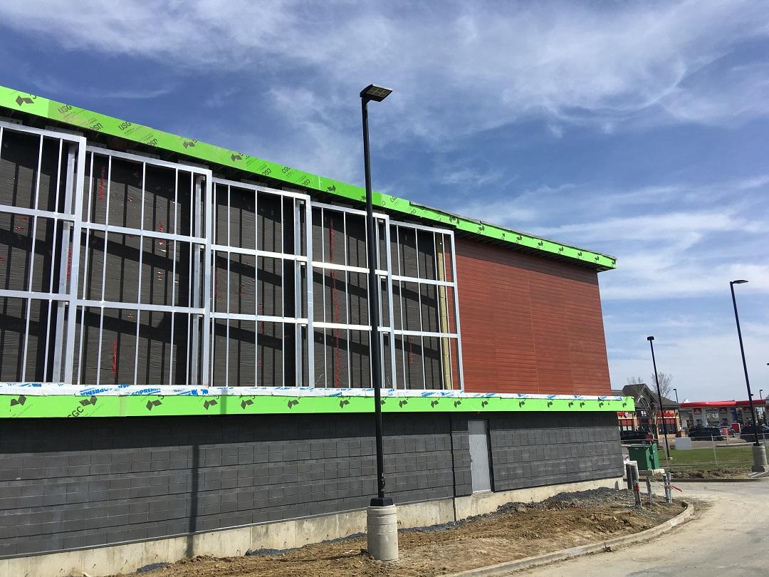 Nordstrom Rack building