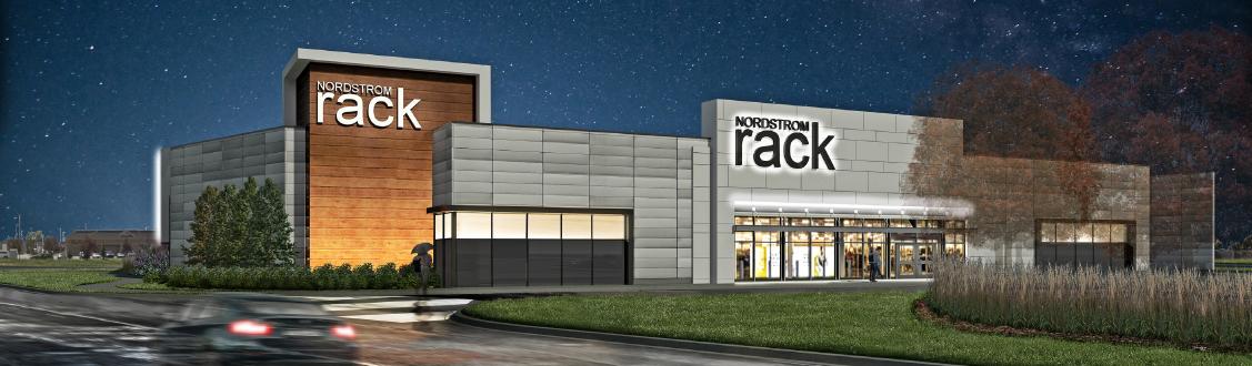 Nordstrom Rack, opening in October at South Edmonton Common. Rendering: Nordstrom