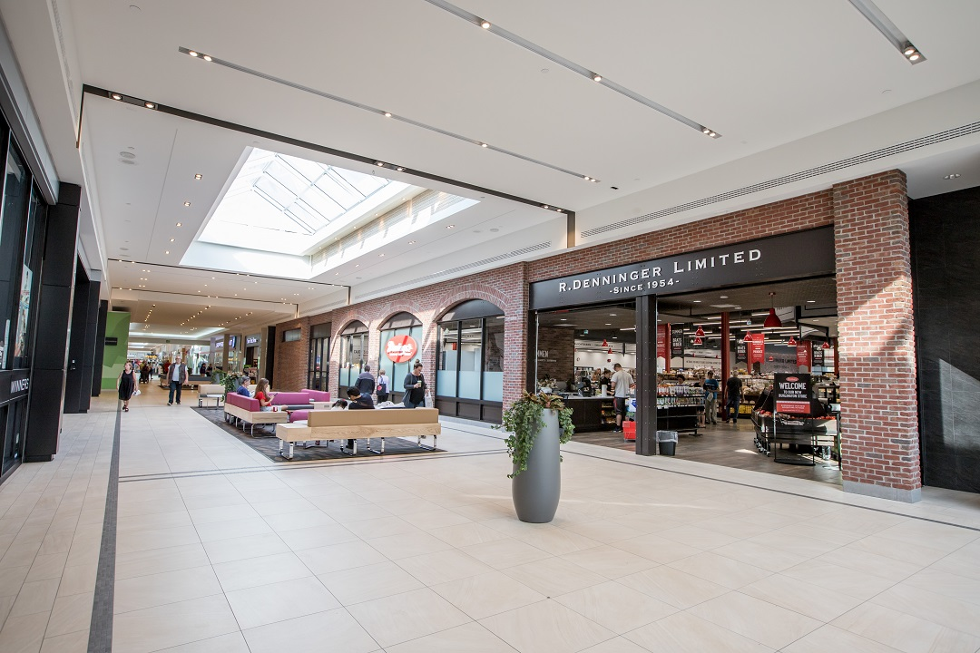 Burlington Mall Rebrands For Centre Overhaul Photos