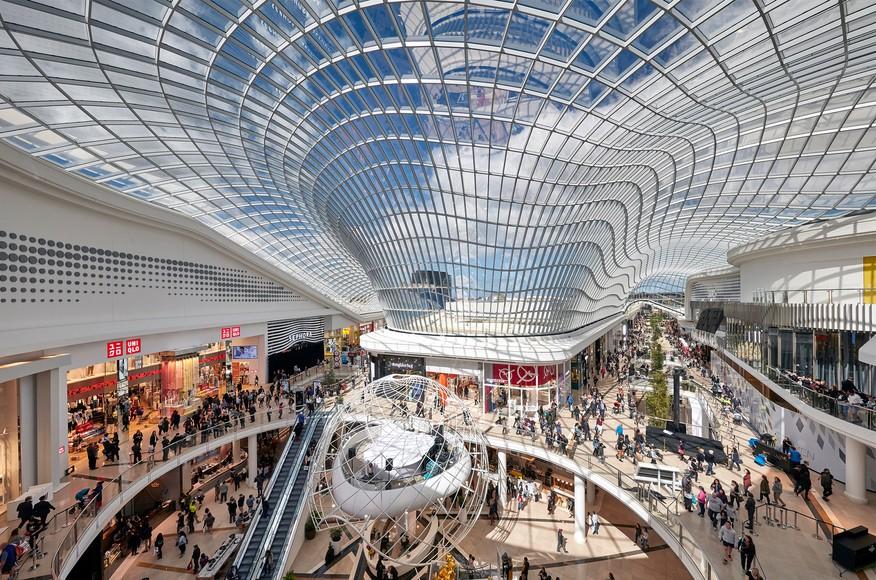 Chadstone Shopping Centre. Photo:    Architect Magazine