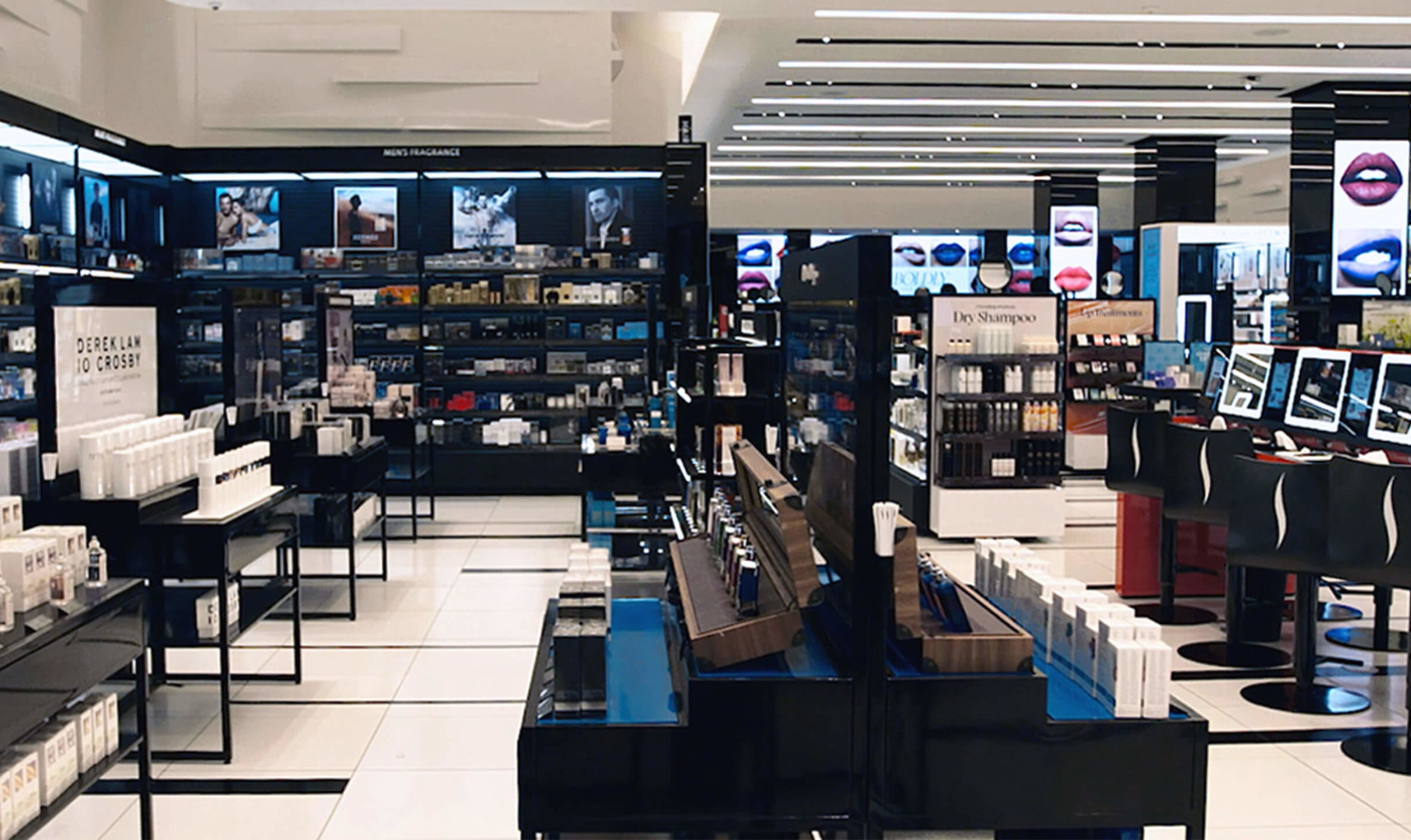 Sephora Interior. Photo:  Future Brand