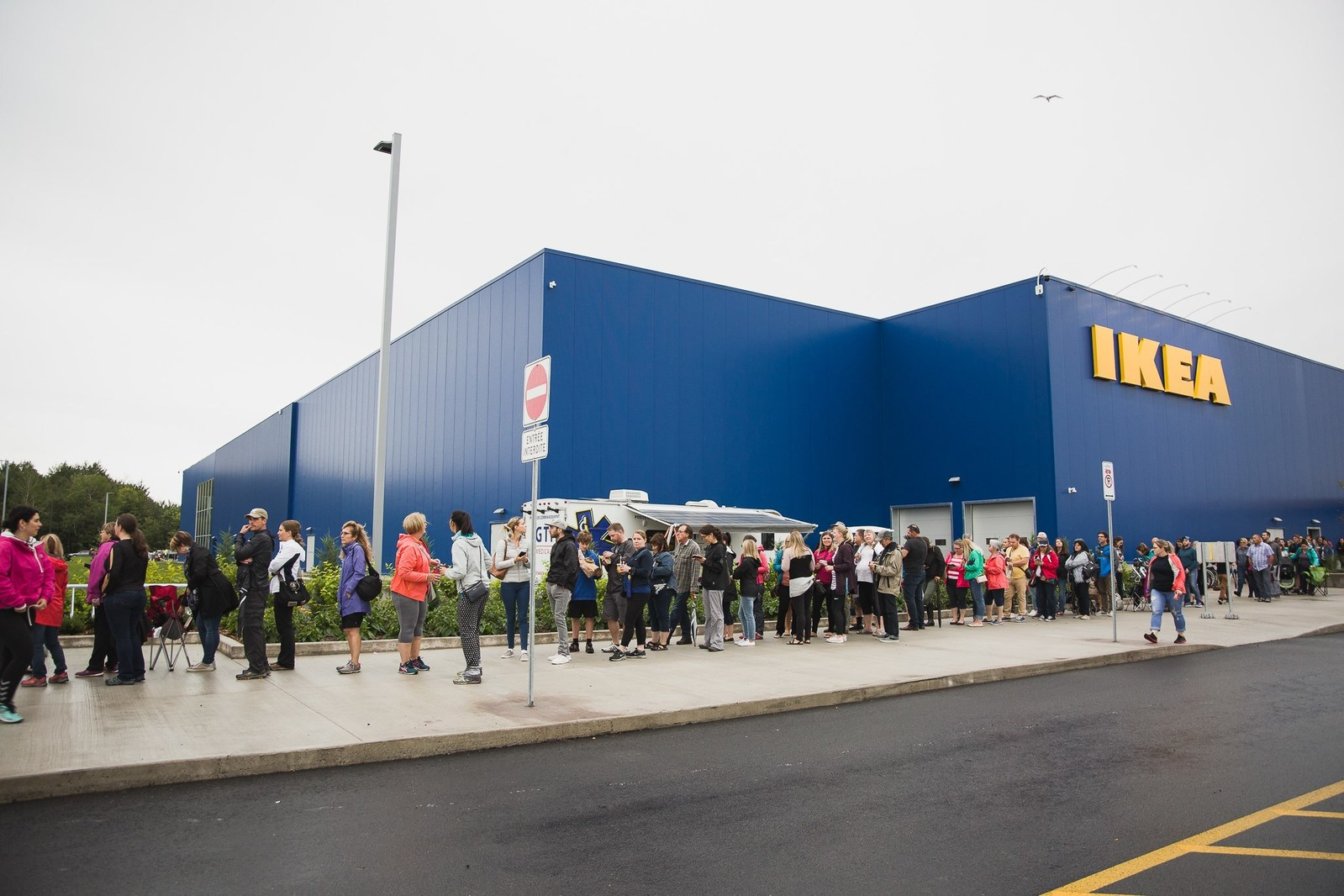 Photo Credit: Stéphane Audet (CNW Group/IKEA Canada)