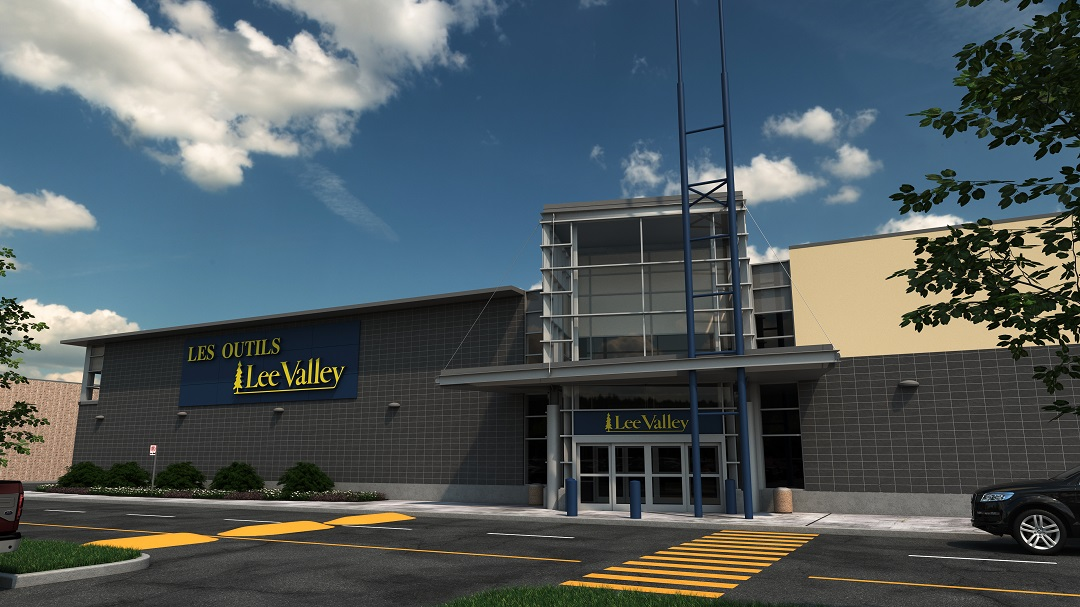 Lee Valley Tools To Expand Into Quebec