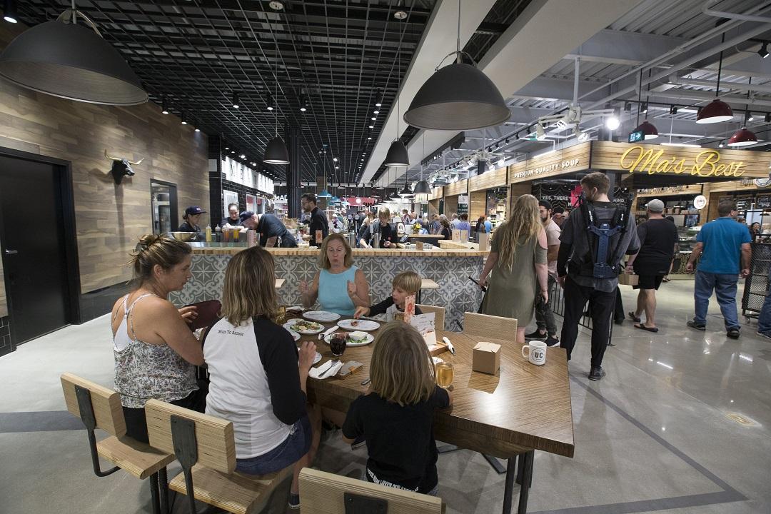 Market & Co space