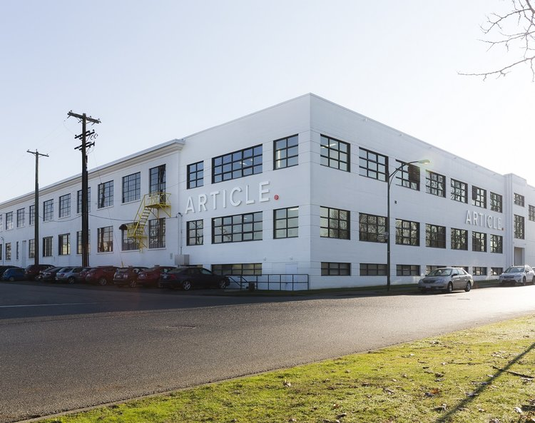 New Vancouver headquarters for Article, photo Supplied.