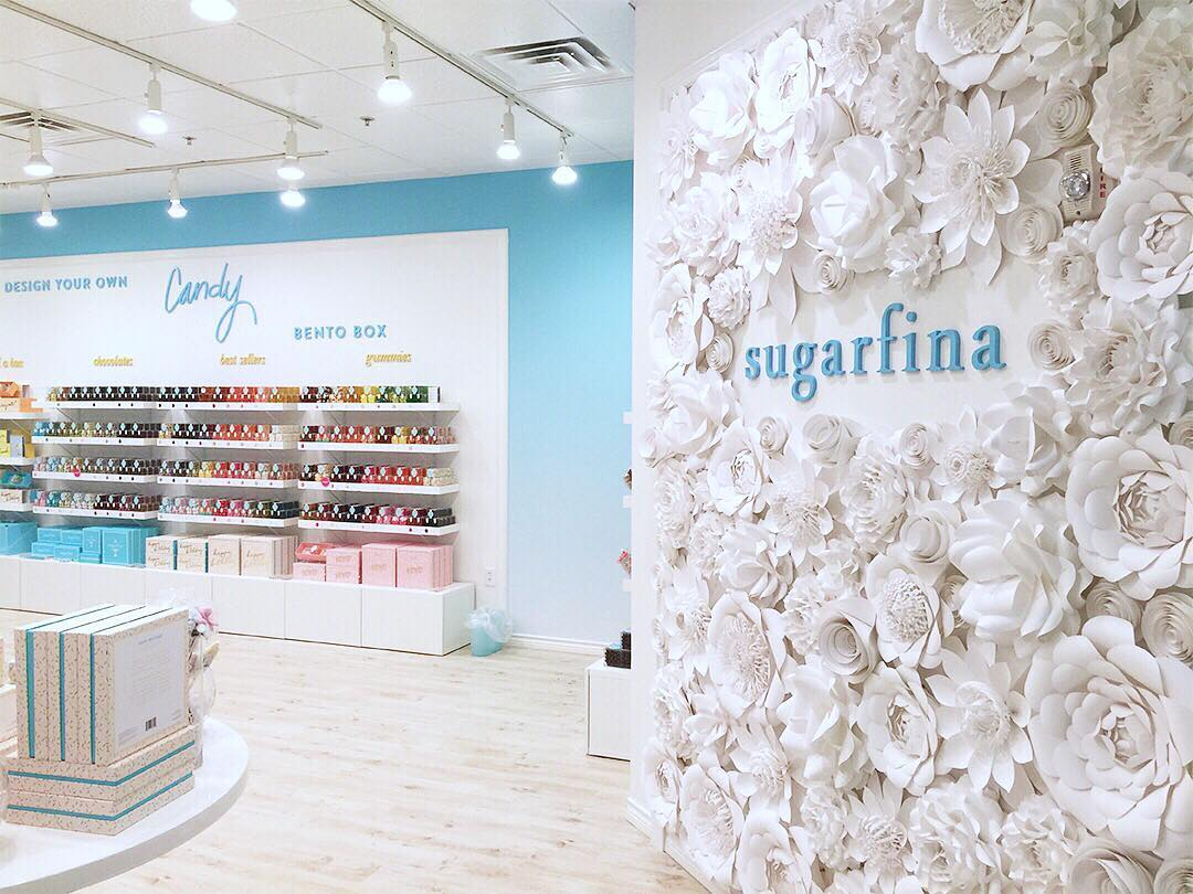 Woodlands, TX location. Photo: Sugarfina Facebook